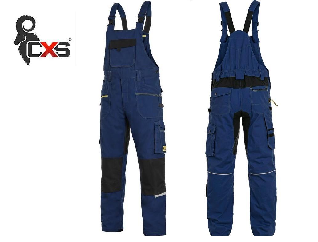 ... Напівкомбінезон робочий CXS Strech blue 4 ... ea6b3b9109559