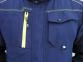 Зимова куртка CXS Baltimore синя 3