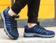 Кроссовки мужские с металлическим носком Черные (29,5 см) (Китай) 6