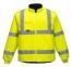 Рабочая сигнальная куртка 7 в 1 Желтая (Польща) 3