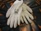 Захисні рукавиці білі 1008 0