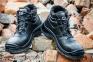 Рабочая обувь с металлическим носком и антипрокольной подошвой CXS Safety Steel Nickel  0
