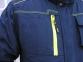 Зимова куртка CXS Baltimore синя 2