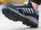 Кроссовки мужские с металлическим носком Черные (29,5 см) (Китай) 0