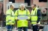 Рабочая сигнальная куртка 7 в 1 Желтая (Польща) 2