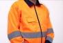 Сигнальна куртка (оранжева) 4