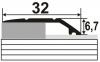 Латунный профиль В-014 (переход) В-014 0