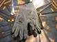 Защитные перчатки черные 1002 0