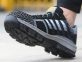 Кроссовки мужские с металлическим носком Черные (29,5 см) (Китай) 3
