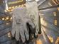 Защитные перчатки черные 1002 2