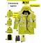 Рабочая сигнальная куртка 7 в 1 Желтая (Польща) 7