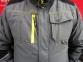Зимова куртка CXS Baltimore сіра 7