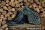 Рабочая обувь с металлическим носком  Modern 105S1 + Губка SALTON в подарок 4