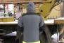 Зимова куртка CXS Baltimore сіра 4
