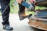 Рабочая обувь с металлическим носком  Expert 115 S1P 9