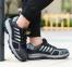 Кроссовки мужские с металлическим носком Черные (29,5 см) (Китай) 1