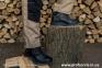 Рабочая обувь с металлическим носком  Modern 105S1 + Губка SALTON в подарок 5