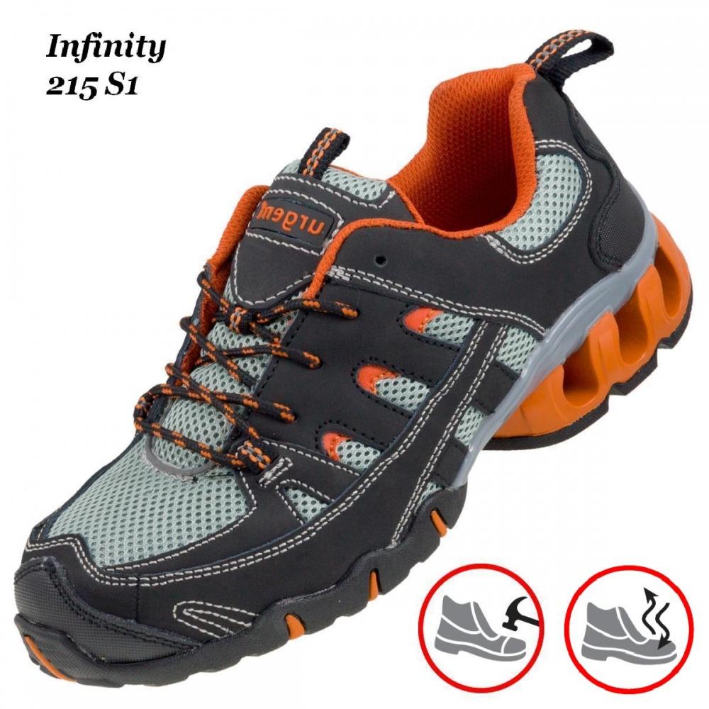Робоче взуття з металевим носком Infiniti 215 S1 - купити 14ce9bba8b949