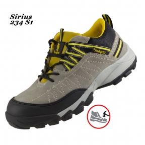 Робоче взуття з металевим носком Sirius 234 S1