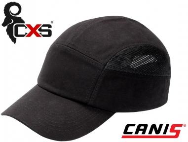 Кепка с защитой CXS Cap черная