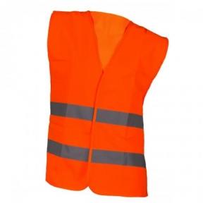 Сигнальный жилет( Оранжевый)