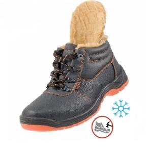 Зимняя рабочая обувь с металлическим носком