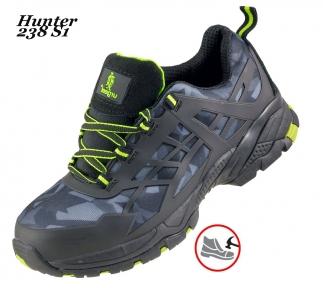 Рабочая обувь с металлическим носком Hunter 238 S1