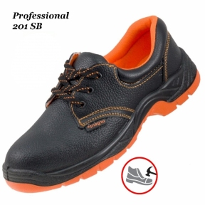 Робоче взуття  з металевим носком Professional 201 SB