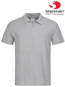 Поло Stedman Grey (серый)
