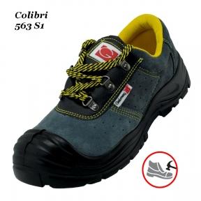 Робоче взуття з металевим носком Colibri 563 S1
