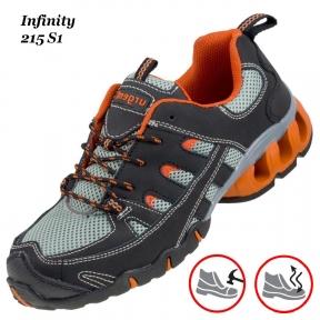 Рабочая обувь с металлическим носком Infiniti 215 S1