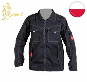Куртка робоча чорна URG-B