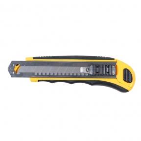 Будівельний ніж - 8211121 (пластик/резина)