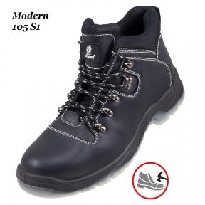 Рабочая обувь с металлическим носком  Modern 105S1