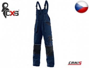 Напівкомбінезон робочий CXS Orion Krystof Blue