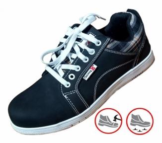 Рабочая обувь с композитным носком