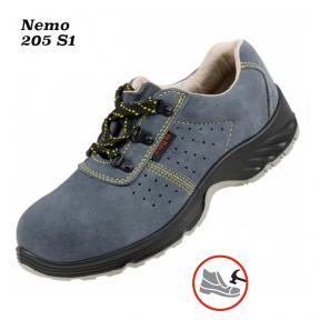 Робоче взуття  з металевим носком Nemo 205 S1
