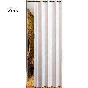 Дверь-гармошка Solo 203*86 см (шторка)