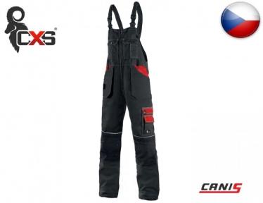 Напівкомбінезон робочий CXS Orion Krystof Black