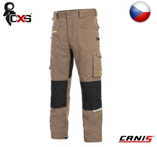 Штани робочі CXS Stretch brown