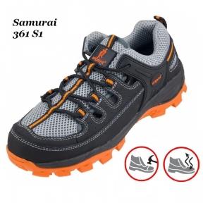 Робоче взуття з металевим носком Samurai 361 S1
