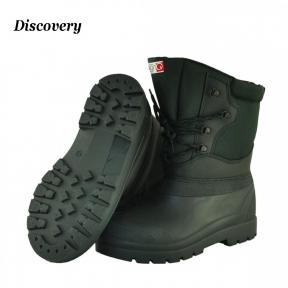 Резинове взуття з утепленою вставкою  Discovery