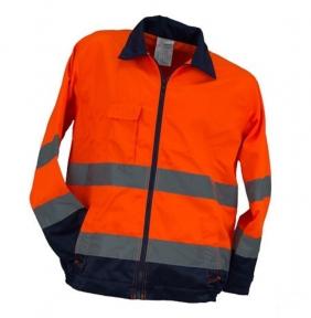 Сигнальная куртка (оранжевая)