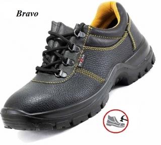 Рабочая обувь с металлическим носком Bravo