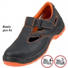 Рабочая обувь с металлическим носком   Basic 301S1