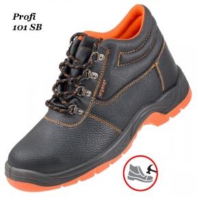 Рабочая обувь с металлическим носком Profi 101SB