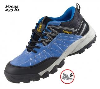 Рабочая обувь с металлическим носком Focus 233 S1