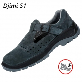 Робоче взуття з металевим носком Djimi S1
