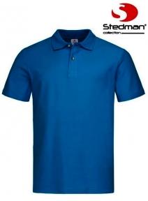 Поло Stedman Blue (блакитний)