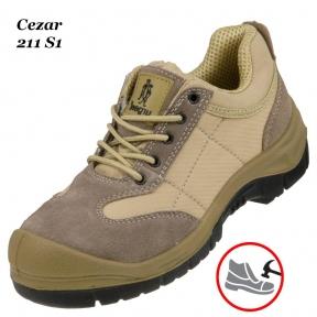 Робоче взуття  з металевим носком Cezar 211S1